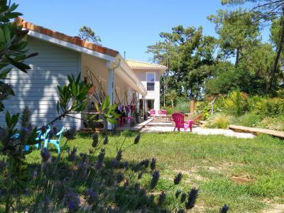jardin Terrase chambre hôte